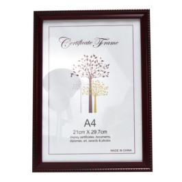 Красива рамка, подходяща за снимки, грамоти, дипломи и други документи с размери А4