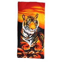Плажна хавлия - тигър