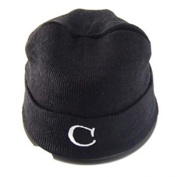 Зимна плетена шапка