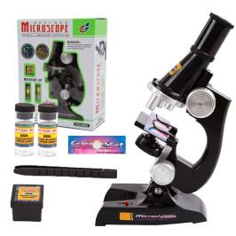 Детски микроскоп с аксесоари