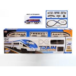 Влак стрела - детска играчка