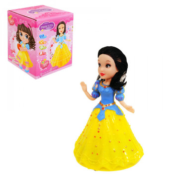 Музикална детска играчка - принцеса