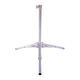 Голяма метална стойка за чадър