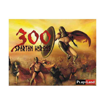 "Playland - Стратегическа игра ""300 Спартанци"""