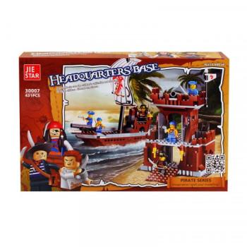 """Конструктор """"Пирати"""" -  подарък за момче"""