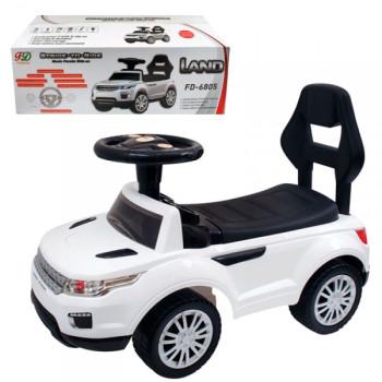Кола - Кракомобил с батерии
