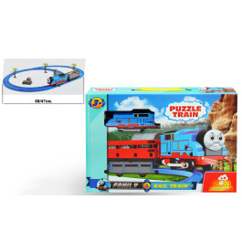 Влакче Томас с вагон на батерии - подарък за вашето дете