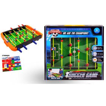 Игра Футболна джага - подарък за момче