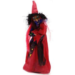 Декоративна фигурка - танцуваща вещица