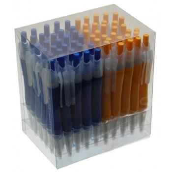Химикал с цветен корпус и удобен бутон за включване