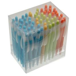Химикал с цветен корпус, удобен бутон за включване и клипс за закачане