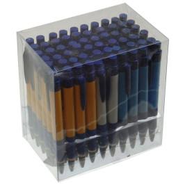 Химикал с цветен корпус, удобен бутон за включване и гумирана зона