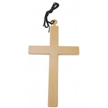 Парти аксесоар - кръст, изработен от PVC материал