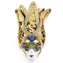 Сувенирна фигурка маска - 19см