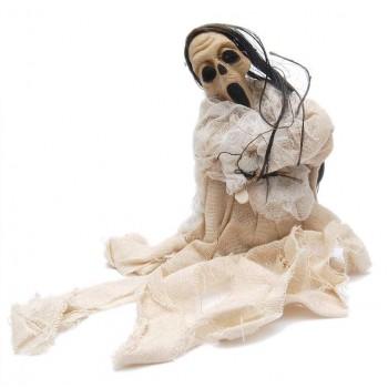 Сувенирна кукла - призрак, издаващ звуци