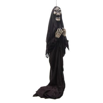 Сувенирна кукла - призрак, издаващ звуци и движещ ръце