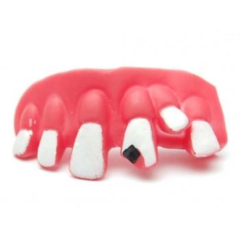 Парти аксесоар - горна част криви зъби
