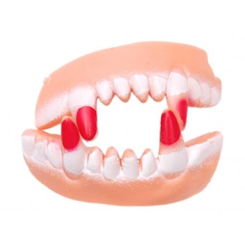 Парти аксесоар - горна и долна част криви зъби
