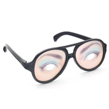 Парти артикул - очила с очи, изработени от PVC материал