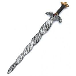 Парти артикул - меч във формата на две змии