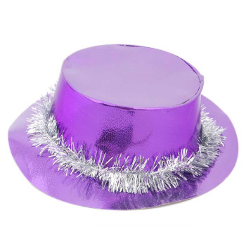 Цветна шапка, тип бомбе с гирлянд