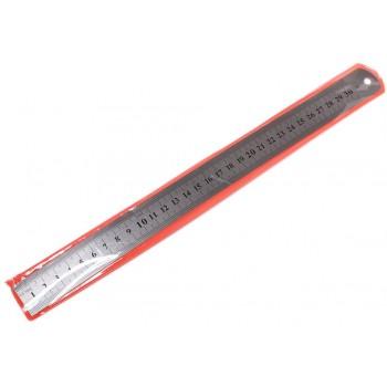 Метална линия в сантиметри и инчове