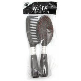 Комплект за коса - четка и гребен
