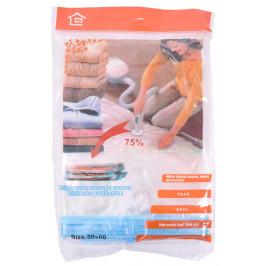 Вакуумиращ плик за опаковка и съхранение на дрехи