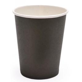 Парти артикул - едноцветна картонена чашка