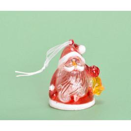 Декоративна, светеща фигурка - Дядо Коледа
