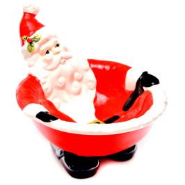 Красива купичка с Дядо Коледа, подходяща за празничната трапеза