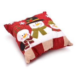 Коледна възглавничка, подходяща за декорация