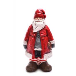 Декоративна фигурка - Дядо Коледа, подходящ за тематична декорация