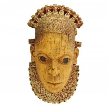 Сувенирна маска за окачване - 31х15см