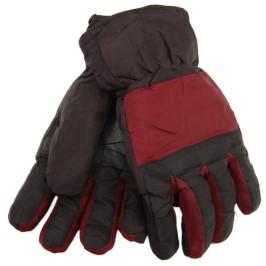 Спортни младежки ръкавици от импрегнирана материя с ластик на китката