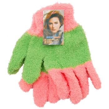 Красиви и топли ръкавички с пет пръста