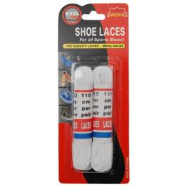 Здрави и плътни връзки за обувки - плоски