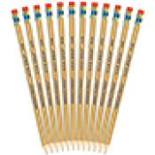 Цветни моливи и пастели