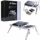 Сгъваема маса за таблет/лаптоп с вграден охладител