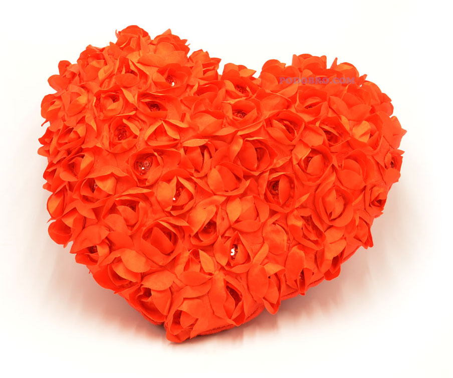 Възглавничка подарък за Свети Валентин